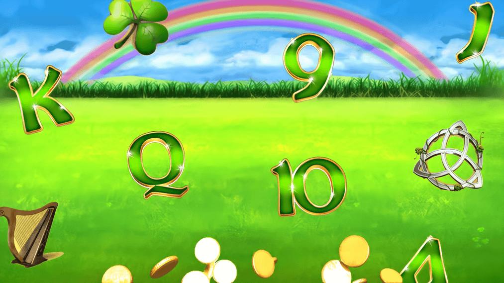 Irish Luck Graphic