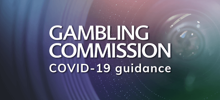 gambling commission coronavirus briefing