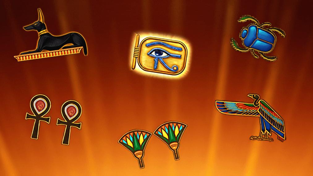 Eye of Horus Symbols