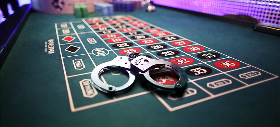 gambling addictions links to crime