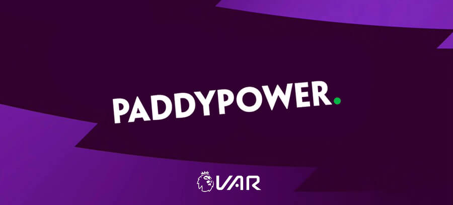 Paddy Power's new VAR sitcom header