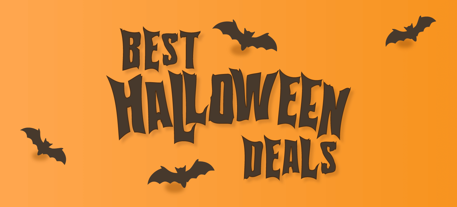 The best halloween deals