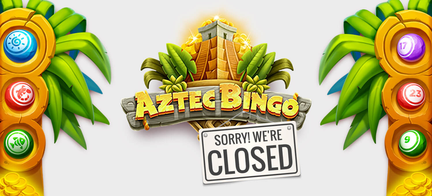 Aztec Bingo Close