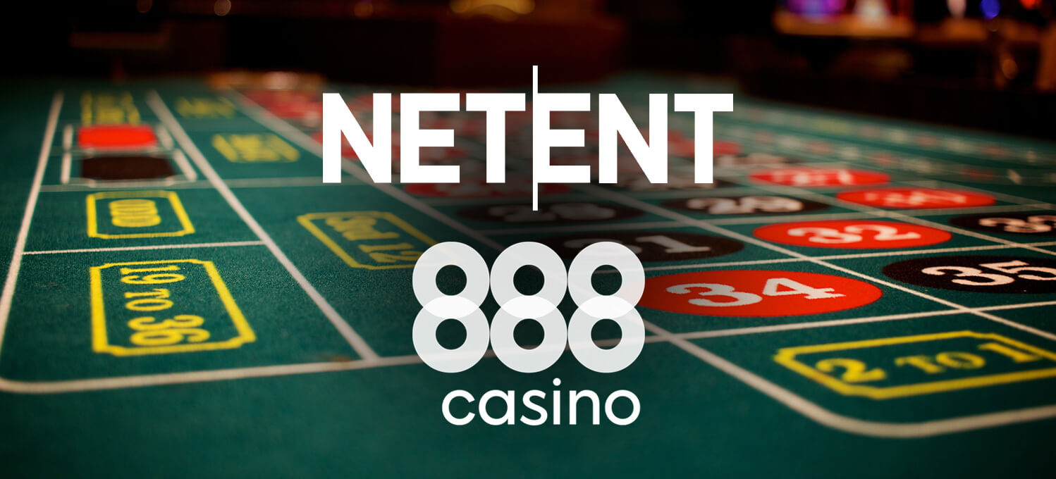 NetEnt and 888 partnership