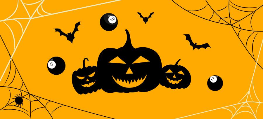 Halloween Virtual Bingo