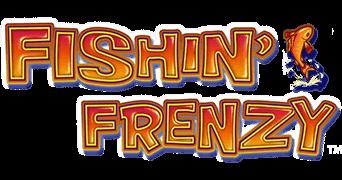 Fishin' Frenzy Logo