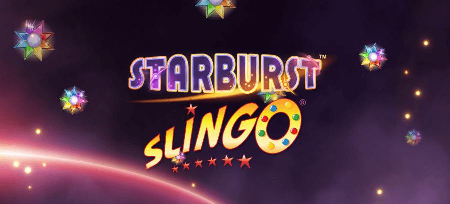Slingo Starburst announced