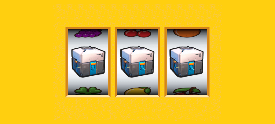 Loot boxes shows psychological similarities to gambling
