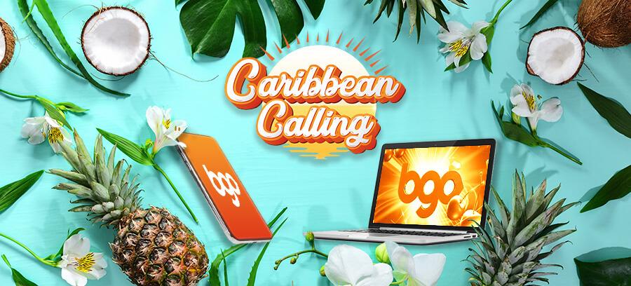 BGO caribbean getaway