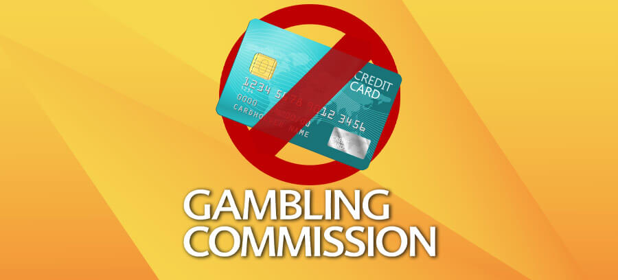 Gambling credit card ban announcement