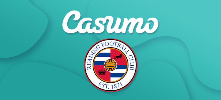 casumo signs two year partnership deal with reading fc