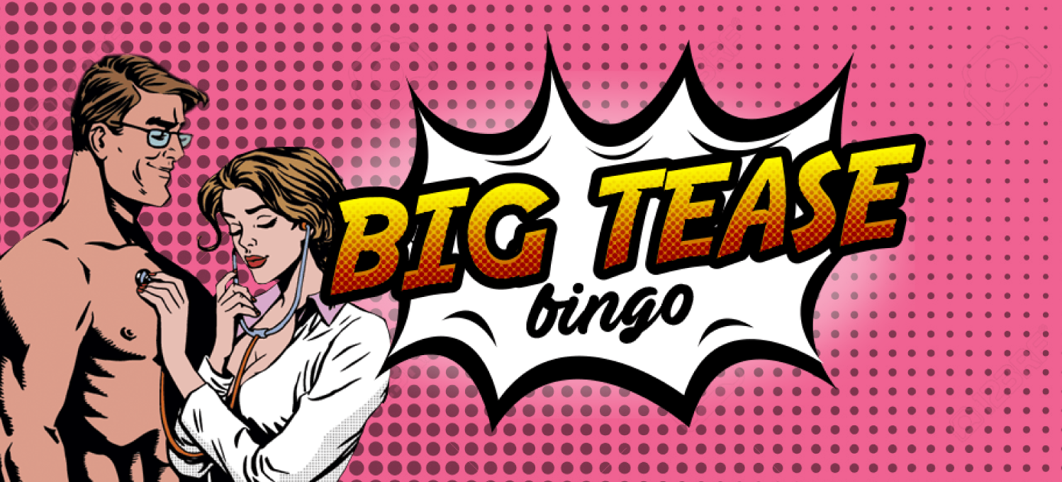 big tease bingo now live on dragonfish network
