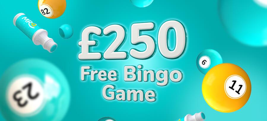 mrq free bingo