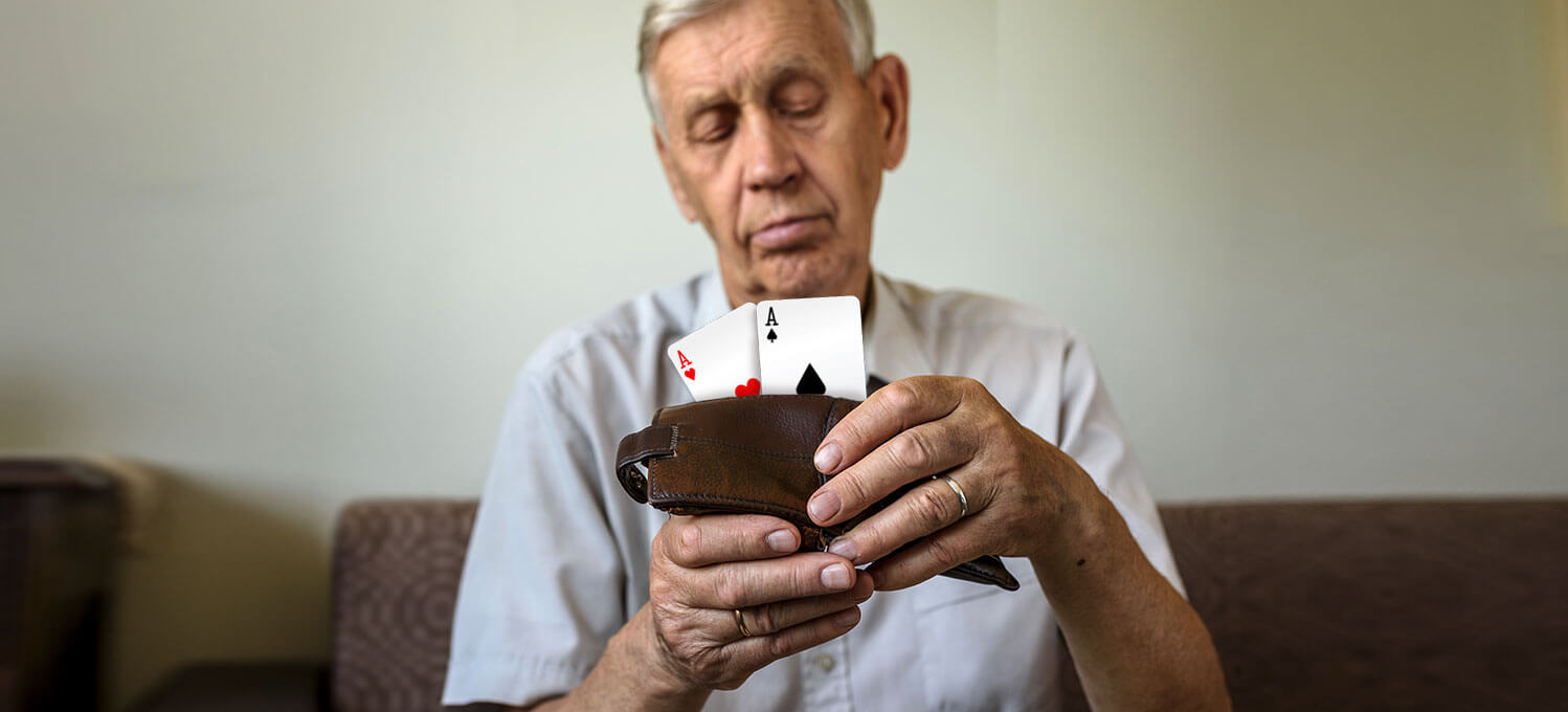 gambling affect benefits
