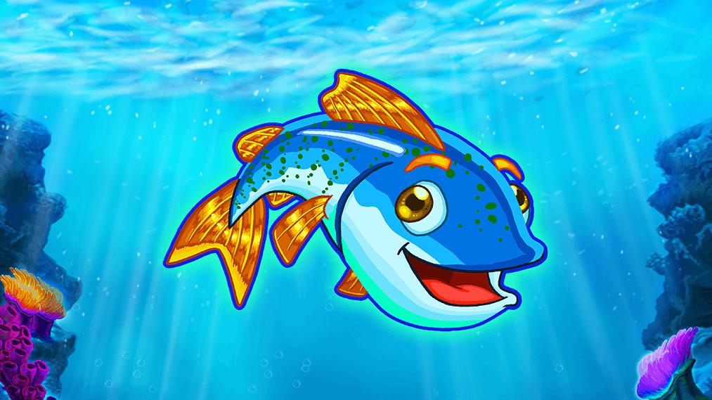 Fishin' Frenzy Graphic