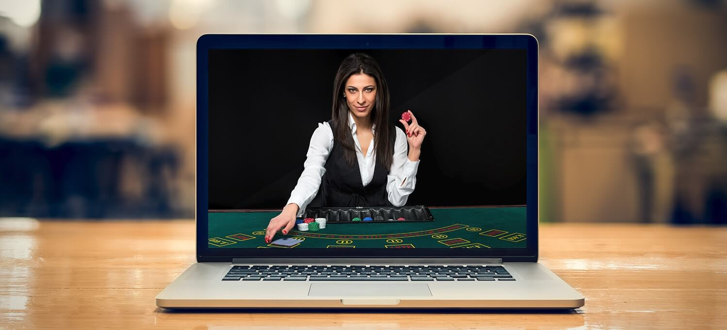 live and regular casino games