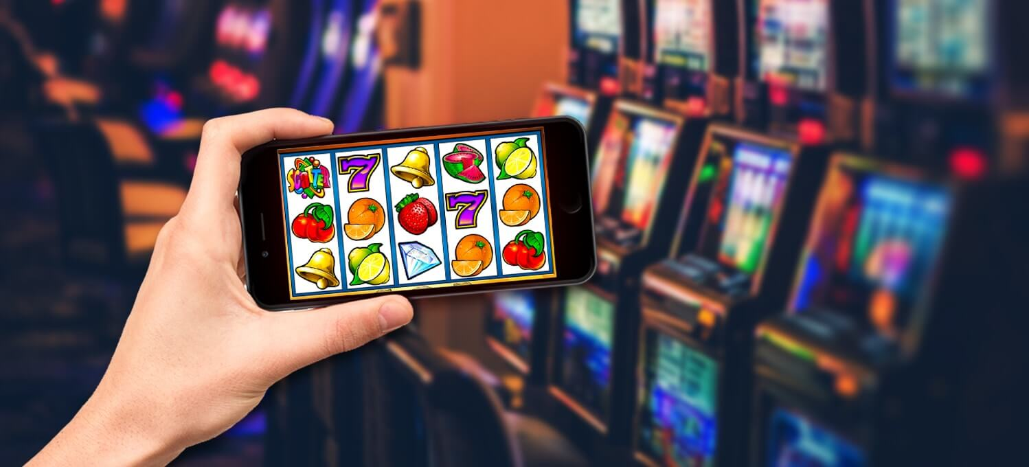 Differences Between Online Slots And Land-Based Slots