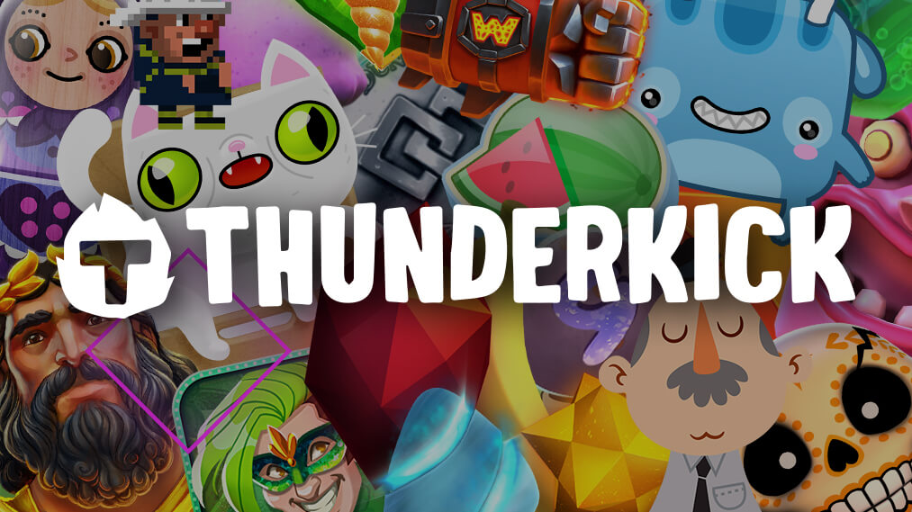 Thunderkick Slot Sites