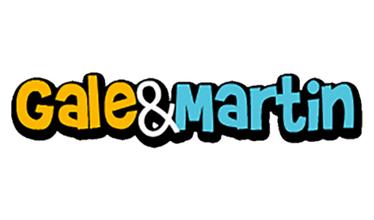 Gale & Martin Casino logo