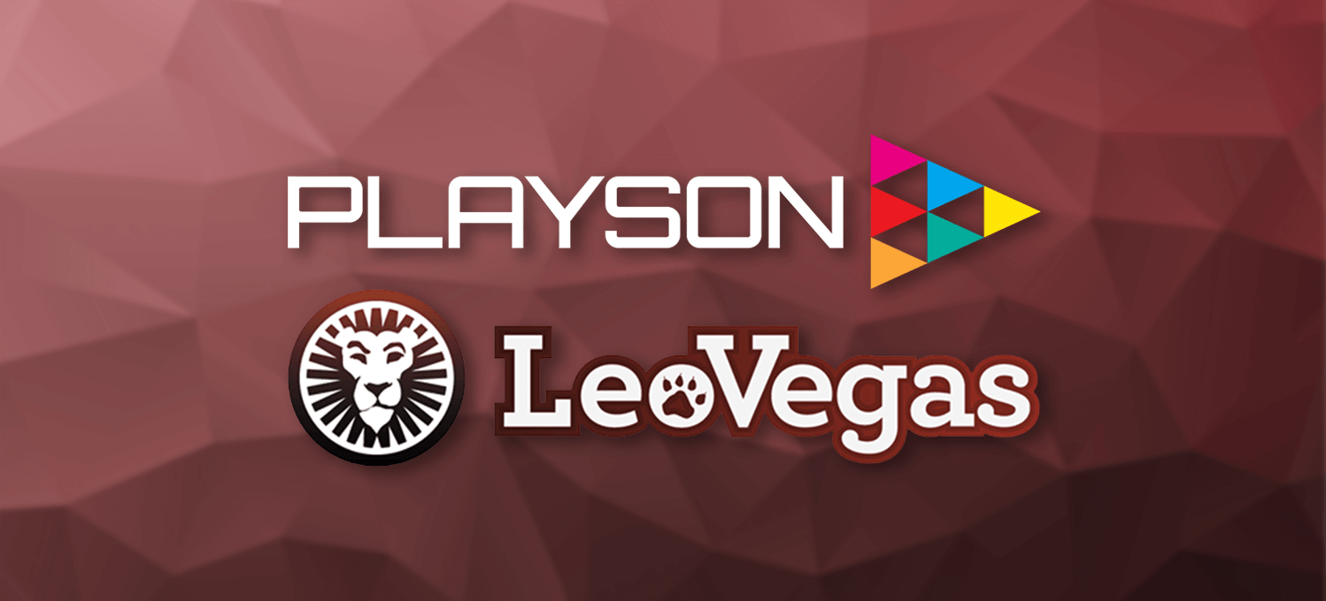 Playson agree content deal with LeoVegas