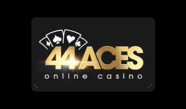 44Aces logo
