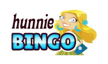 Hunnie Bingo logo