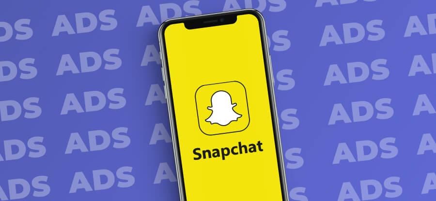 Snapchat gambling adverts