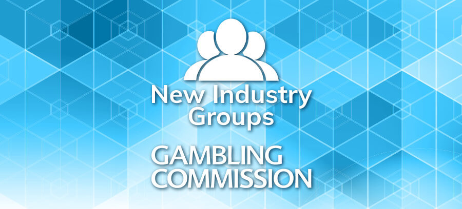 New Gambling Commission groups