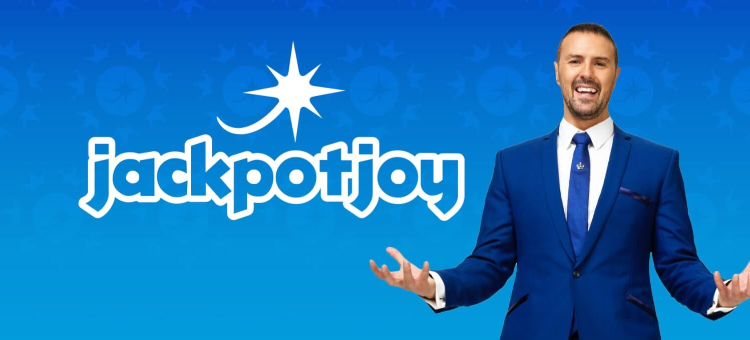 jackpotjoy unveils paddy mcguinness as new face