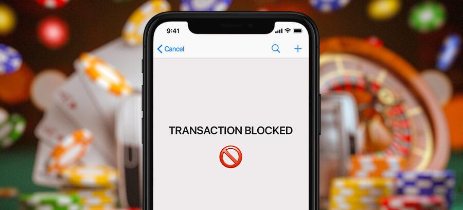 GambleAware bank blockers