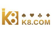 K8 Casino logo