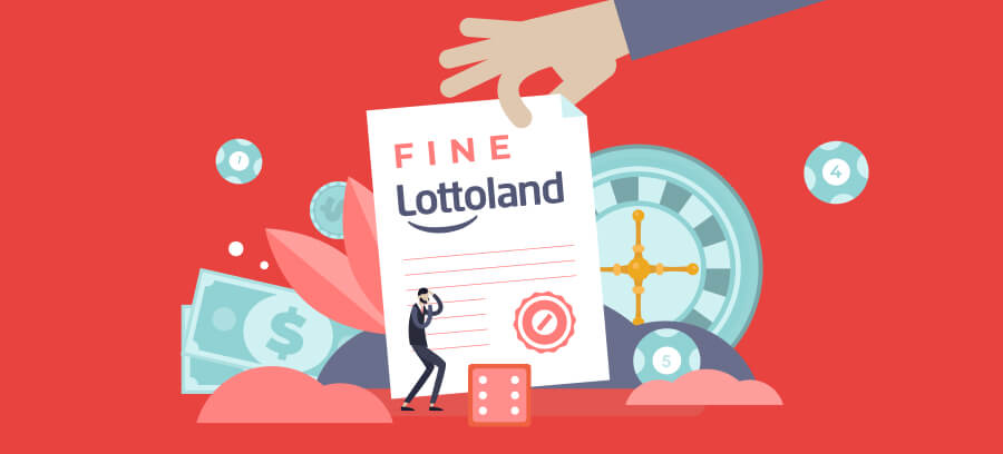 Lottoland operator fined £760,000
