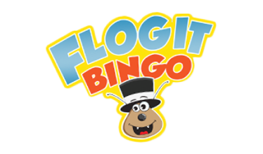Flog It Bingo logo