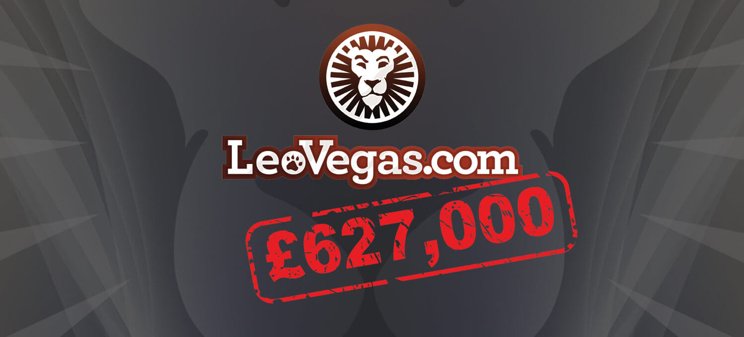 LeoVegas penalty