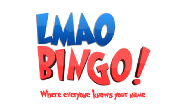 LMAO Bingo logo