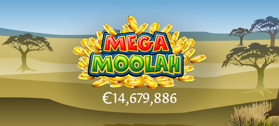 €14.6m Mega Moolah jackpot winner