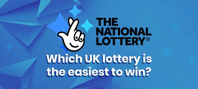 Easiest UK Lottery
