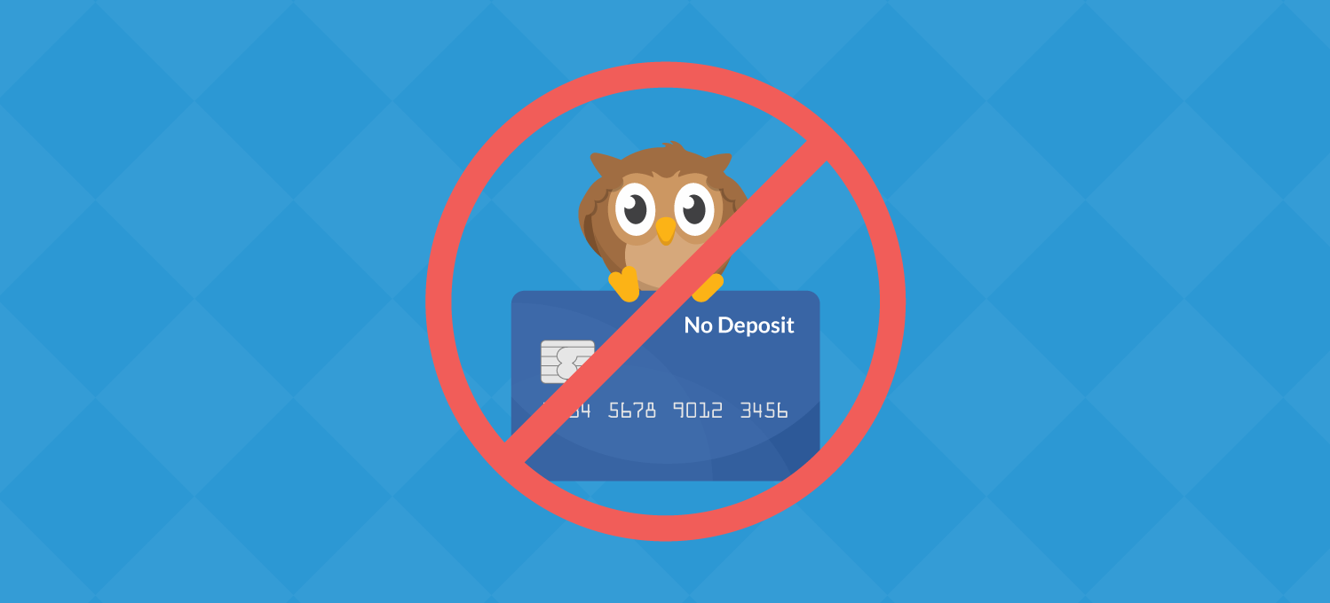 are we saying goodbye to no deposit offers