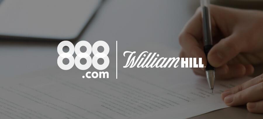 888 William Hill takeover