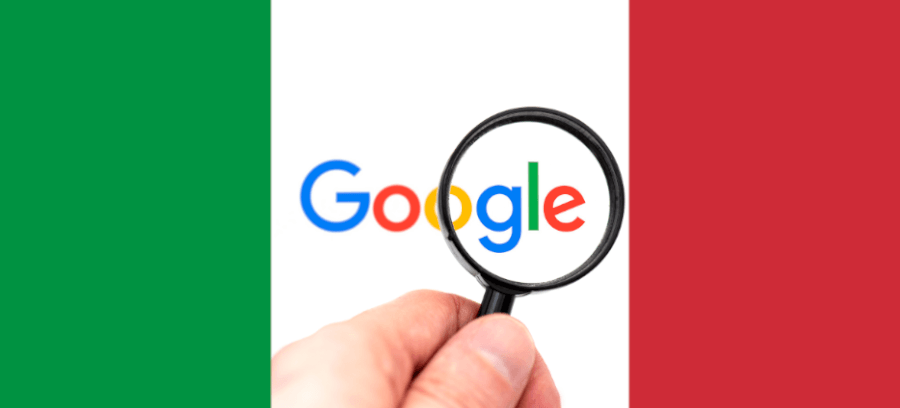 Google investigated in Italy