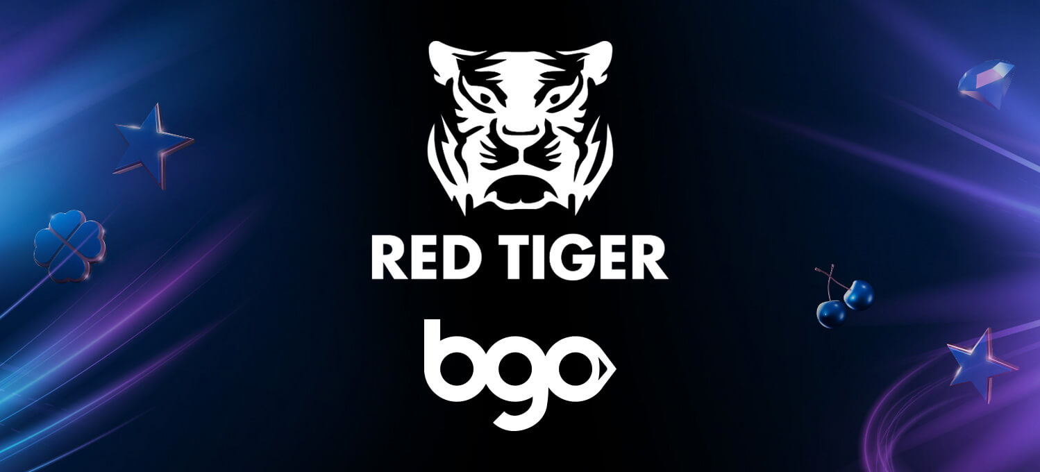 Red Tiger launches slots on BGO