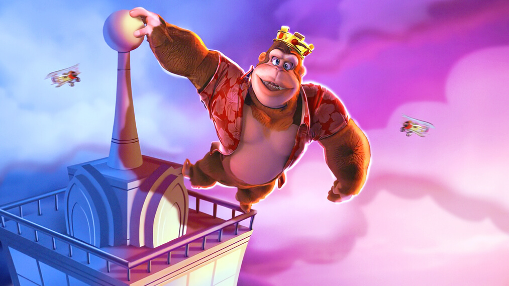 King Kong Cash Graphic