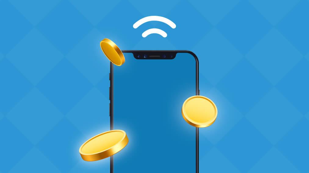 Pay by phone bill bingo