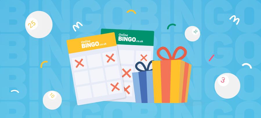 Choosing a type of bingo to play