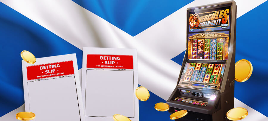 Scottish bookies back to normal