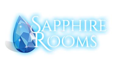 Sapphire Rooms logo