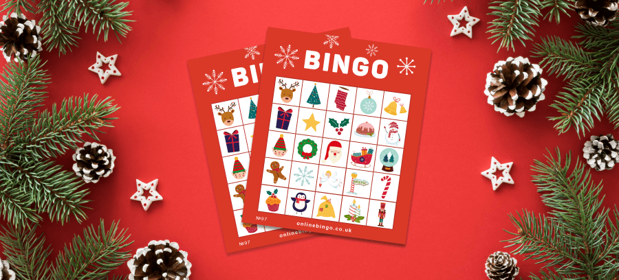 Christmas Virtual Bingo