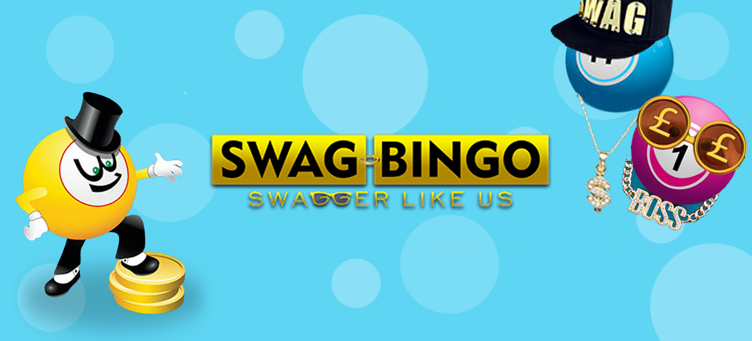 "swag bingo invites you to ""swagger like us"""