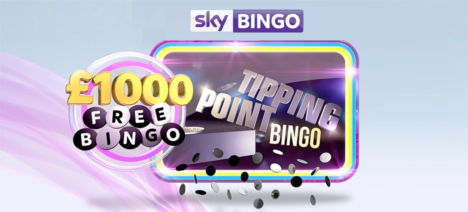 reach the tipping point at sky bingo