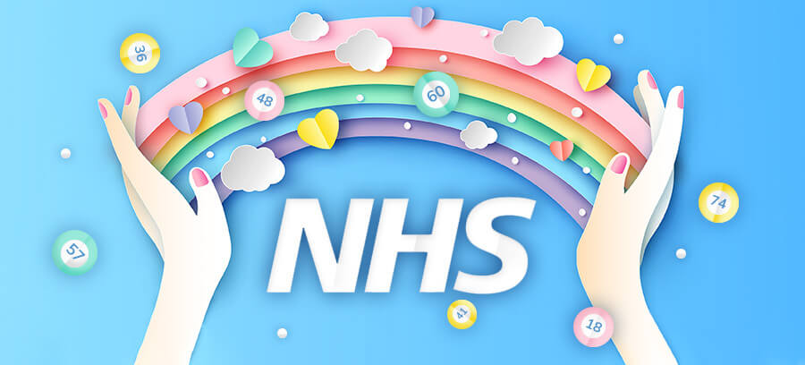 NHS Virtual Bingo